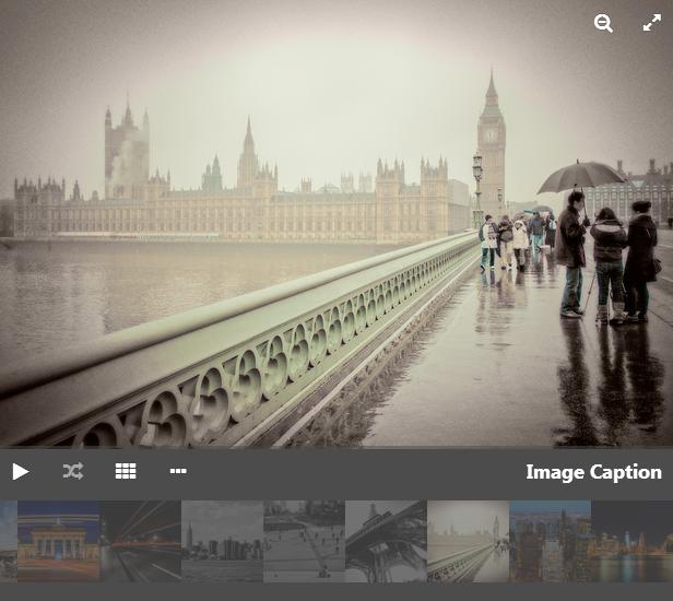Default Smart Photo Gallery Look