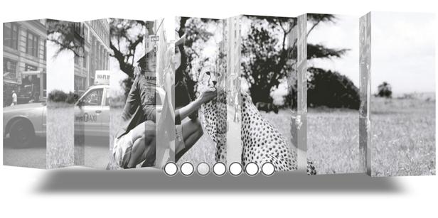Default Smart Photo Gallery Slider Mode Transition